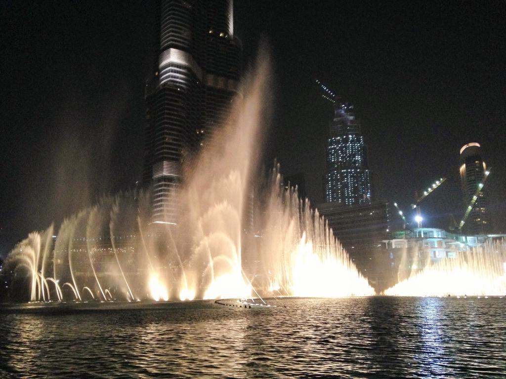 Dubajske fontany