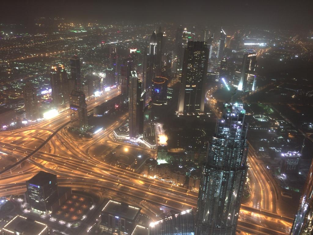 Nocni Dubaj